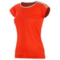 KAOS RUNNING SHIRT FOR WOMEN ADIDAS RESPONSE CAP SLEEVE TEE ORIGINAL M61841