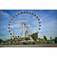 Singapore Flyer Admission before 6 pm (Adult)