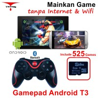 Terios gamepad + 8g 525 game Android bluetooth smartphone VR Box wireless TV Box