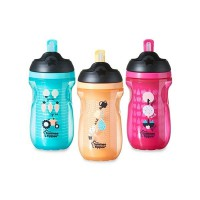 Botol minum anak / Tommee Tippee Insulated Straw Cup 260ml 12M+