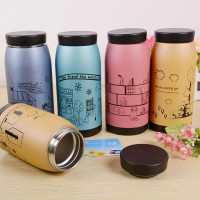 Thermos 350 ML Cute Pattern