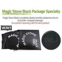 April Skin Magic Stone Cleansing Soap Black 25gr (SHARE)