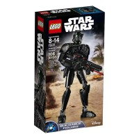 Lego Star Wars : Rouge One 75121 - Imperial Death Trooper