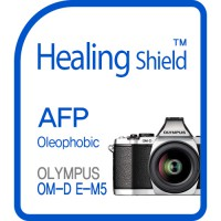 [Healing Shield] OLYMPUS OM-D E-M5 Screen Protector 2pcs Clear Type - Made in Korea