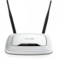 [TP-LINK] 300Mbps Wireless N Router TL-WR841ND, PUTIH