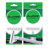 DayMan Razor Twin Blade 1pc