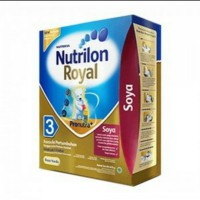 Nutrilon royal soya 3 berat 350 gram