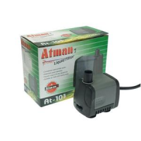 Atman AT-101 Pompa Celup Aquarium Akuarium Dalam Air Kolam Ikan Submersible Water Pump