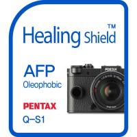 [Healing Shield] PENTAX Q-S1 Screen Protector 2pcs Clear Type - Made in Korea