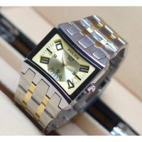 Police - PC2097-BW -Stainless Steel Case Stainless (Silver Gold)