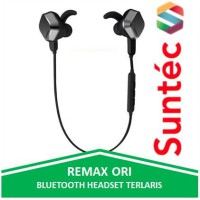 Remax Bluetooth Sport Earphone with Microphone & Volume Control RM-S2 by Suntec-Audio