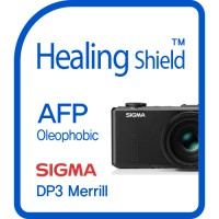 [Healing Shield] SIGMA DP3 Merrill Screen Protector 2pcs Clear Type - Made in Korea