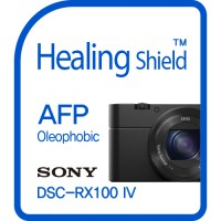 [Healing Shield] SONY RX100 4 RX100 IV Screen Protector 2pcs Clear Type - Made in Korea