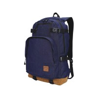 CATENZO Cool Backpack FA 112 - Tas Ransel Laptop Denim - Blue (New Arrival)