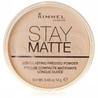 Rimmel Stay Matte Pressed Powder Bedak Ori 100% Original UK#Silkybeige