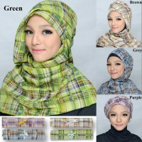 Joy Collection Pashmina Katun Paris mannisa