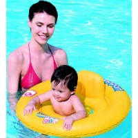 BESTWAY PELAMPUNG DOUBLE RING BABY CARE SEAT
