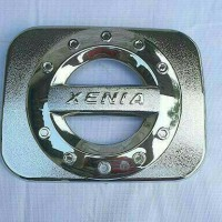 Tank Cover Bensin Chrome All New Xenia