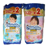 Mamypoko Pants Extra Soft Boy/Girl M34/L28/XL24