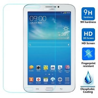 Anti Gores Kaca Tempered Glass Samsung TabA Tab A 7 2016Inch Clear Bening High Quality