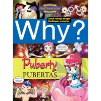 Why? Puberty Why pubertas dan Why? Happy Science 5 Original