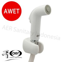 Shower Kloset / Closet Shower / Toilet Bidet AER SC 07 W
