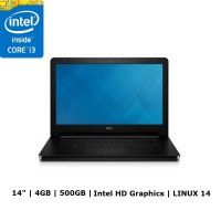 DELL Inspiron 14 3458 - LINUX