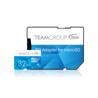 Micro SD TEAM UHS-1 (45MB/s) SDHC 32GB MicroSD (LIFE TIME WARRANTY)