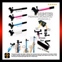 Hunter Premium Tongsis for Action Cam