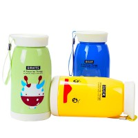 Botol Minum Plastik Cartoon Animal 480ml - SM-8232