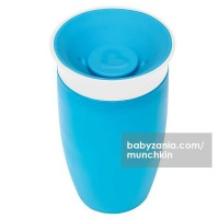 Munchkin Miracle 360° Cup 10 oz - Blue White