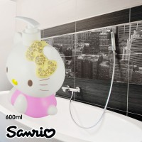Dispenser Sabun Cair Karakter Hello Kitty Pink