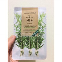 (Nature republic) Given by nature tea tree mask sheet