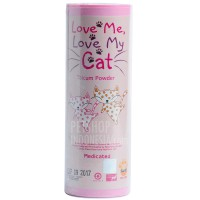 Raid All Love Me Love My Cat Talcum Powder - Medicated (Only animals)