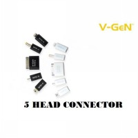 CONNECTOR HEAD VGEN ISI 5