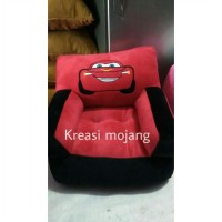 Sofa Anak Handle Karakter Cars