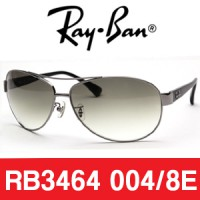 [Stock] shipped the same day Ray-Ban RB3464 004/8E / reyiben Sunglasses / RAYBAN / Police Sunglasses / Polarized Sunglasses / POLICE / Boeing