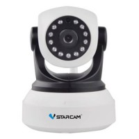 [globalbuy] STARCAM H.264 1.0MP HD 720P IP Camera P2P ONVIF IR Cut WiFi Wireless Night Vis/3135406