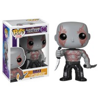 Funko POP! Marvel Guardians of the Galaxy Drax - Gray