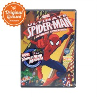 DVD Marvel Ultimate Spider-Man Vol.3: Avenging Spider-Man
