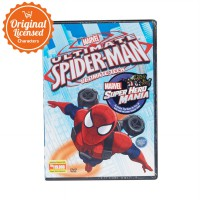 DVD Marvel Ultimate Spider-Man Vol.4 : Ultimate-tech
