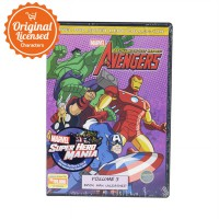 DVD Marvel The Avengers Earths Mightiest Heroes Vol.3