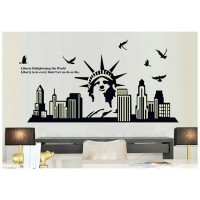 Wall sticker Glow In The Dark New York City