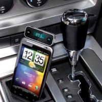 Car Mp3 Player Fm Wireless Transmitter Mobil