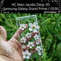 HC 3D Daisy Marc Jacobs Samsung Galaxy Grand Prime / G530
