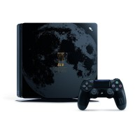 Konsol Sony Playstation PS4 Slim 1 TB - Final Fantasy XV Luna Edition