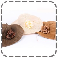 [Mod outing sombrero hat Women's hat fashion hat travel vacation beach picnic summer vacation rush hat honeymoon recommendation