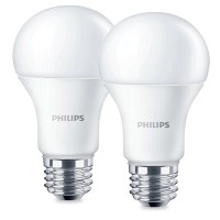 Buy 1 Get 1 Free Lampu LED Philips 12W 1360 Lumens - 2pcs