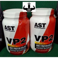 AST VP2 Hydrolyzed Whey Isolate Protein 2 Lbs