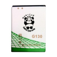 BATTERY BATERAI DOUBLE POWER DOUBLE IC RAKKIPANDA SAMSUNG YOUNG 2 G130 / GALAXY CHAT B5330 2500mAh